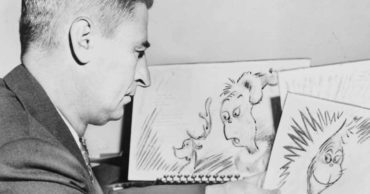 Okay, Get Ready for Dr. Seuss' Rarely Seen and Scandalous Book of Nudes