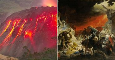 10 of History's Deadliest Volcanoes That Changed the World Forever