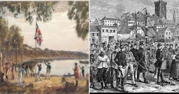 Australia Day Secrets: 12 Incredible Things You Never Knew About The First Fleet