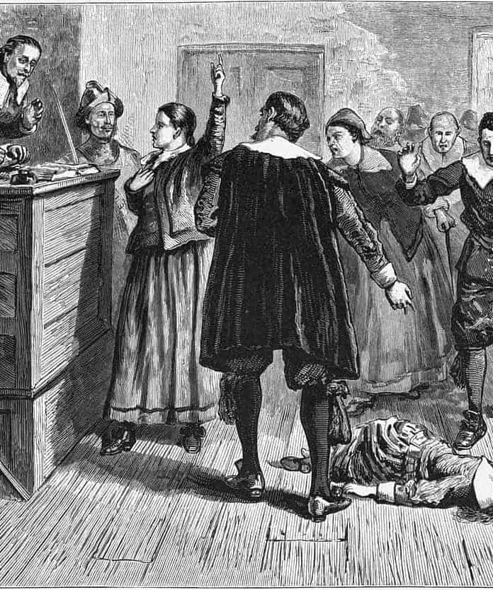 """The Evil """"Justice"""" William Stoughton Was the Ultimate Hanging Judge at the Salem Witch Trials and Here's Why"""
