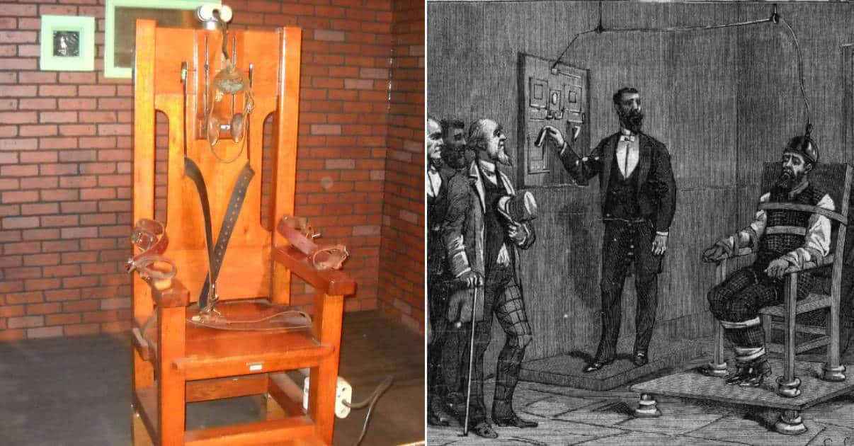 Here are 10 Unsettling Things You Don't Know About the Electric Chair and its Victims through History