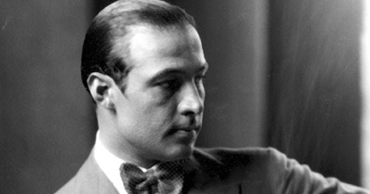 These Women were so Distraught after Rudolph Valentino's Death they Committed Suicide