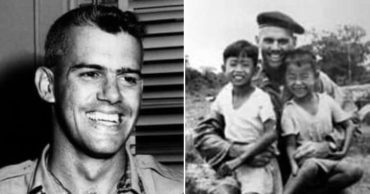 """This Medal of Honor Recipient Was Executed for Singing """"God Bless America"""""""