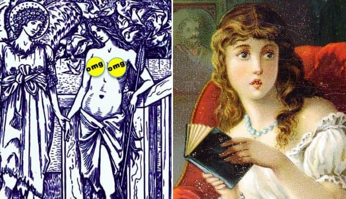 These 12 Erotic Poems and Novels Throughout History Make Fifty Shades of Grey Seem Tame