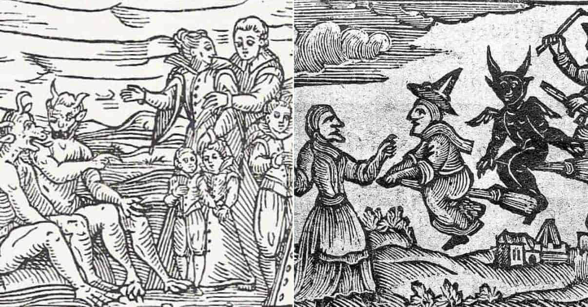 12 Suprising Beliefs from the Malleus Maleficarum, the Witchfinder's Guidebook
