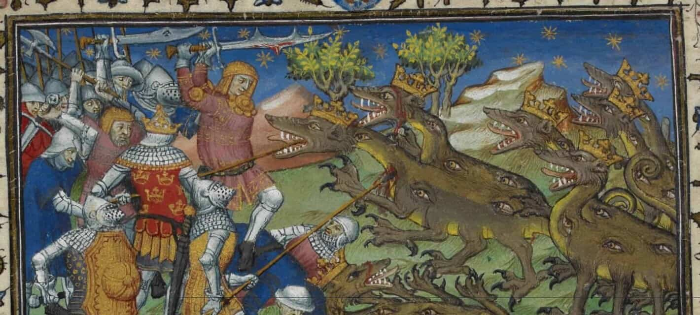 St. George and Beyond: 12 Dragon-Slayers from Around the World