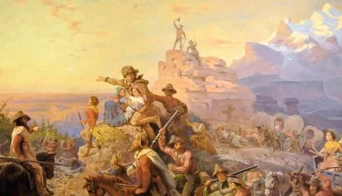 10 Events in the Path of Manifest Destiny