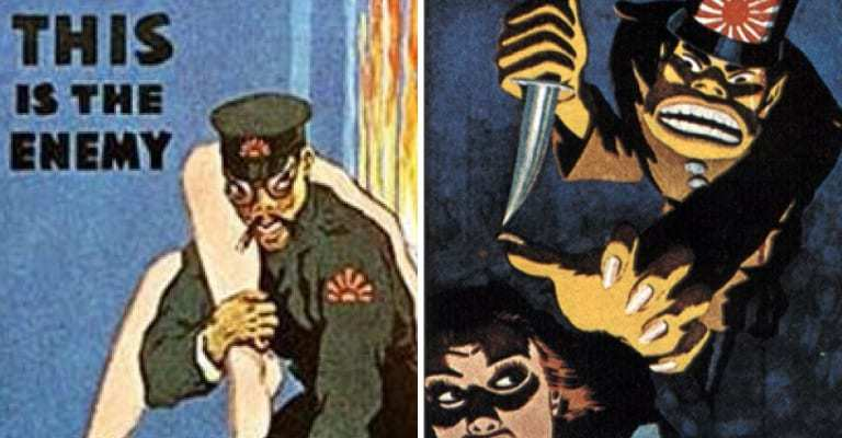 10 Anti-Japanese Propaganda Films From WWII Filled With Racist Messages