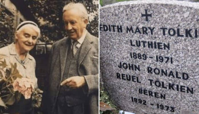 How JRR Tolkien's Relationship with Edith Bratt Inspired and Echoed a Tale of Middle Earth