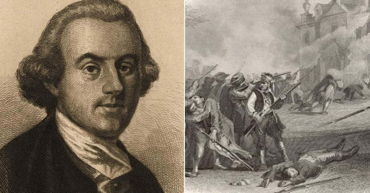 10 Forgotten Founding Fathers of the United States