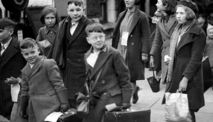Operation Pied Piper: The Mass Evacuation of Children in London During WWII