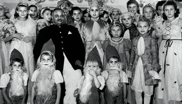 That Time The Maharaja Adopted Hundreds of Polish Orphans During WWII