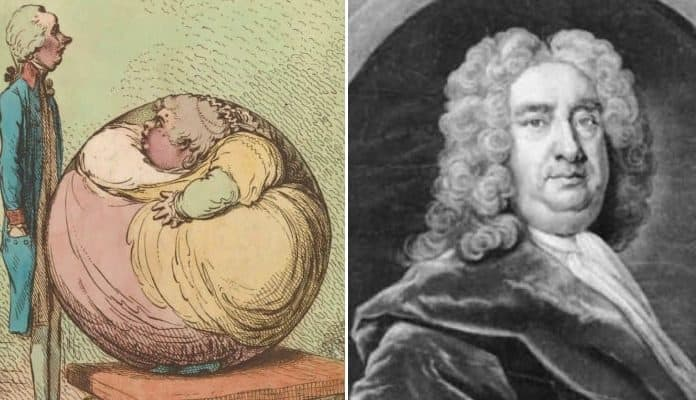 How George Cheyne Created First Fad Diet, the Georgian Diet