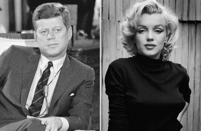 10 Historic Presidential Affair Scandals
