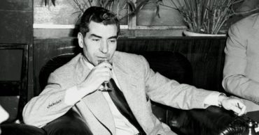 Mafia Boss Lucky Luciano Helped the US Invade Italy from a Prison Cell