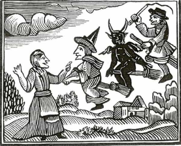 """10 Over the Top Historical Tests for """"Proving"""" Someone Was a Witch"""