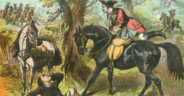 10 Facts in the Appalling True Story of Dick Turpin, the 18th Century Robin Hood