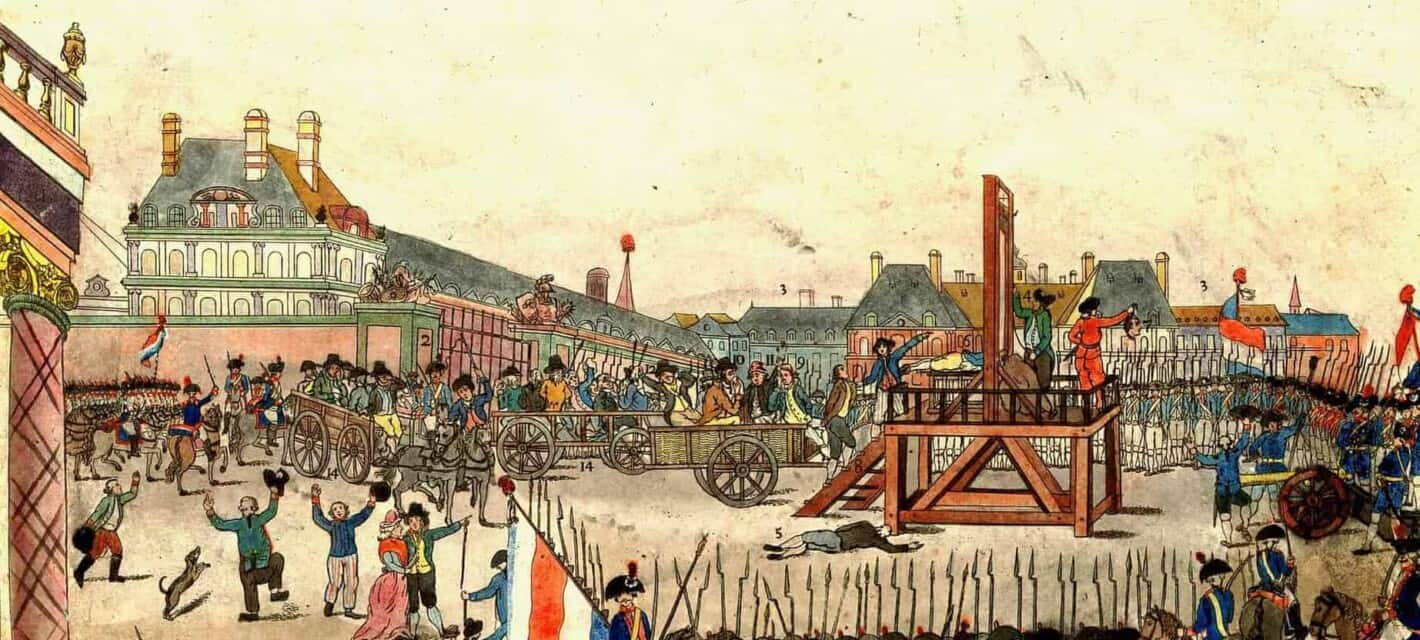 Louis XVI Offered The Designer of the Guillotine Tips on the Machine That Would Later, Ironically, Behead Him