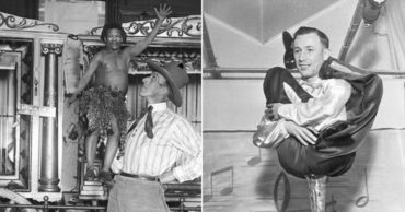 Historic Photographs of the 'Greatest Show on Earth' and other Fascinating Circuses