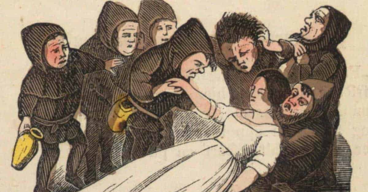 16 Classic Fairy Tales that Have Disturbing Origins than Told