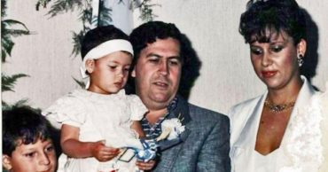 Pablo Escobar's Private Life in Photos