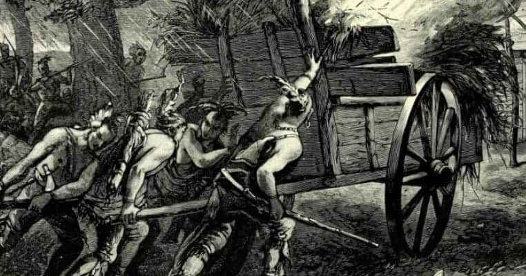 Governments Used to Pay For Native American Scalps Which Made Scalping a Booming Business