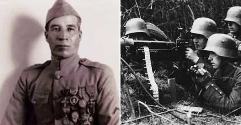 Texas' Most Decorated World War I Hero Was an Undocumented Mexican Immigrant