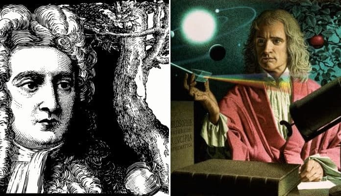 16 Examples of the Madness of Sir Isaac Newton