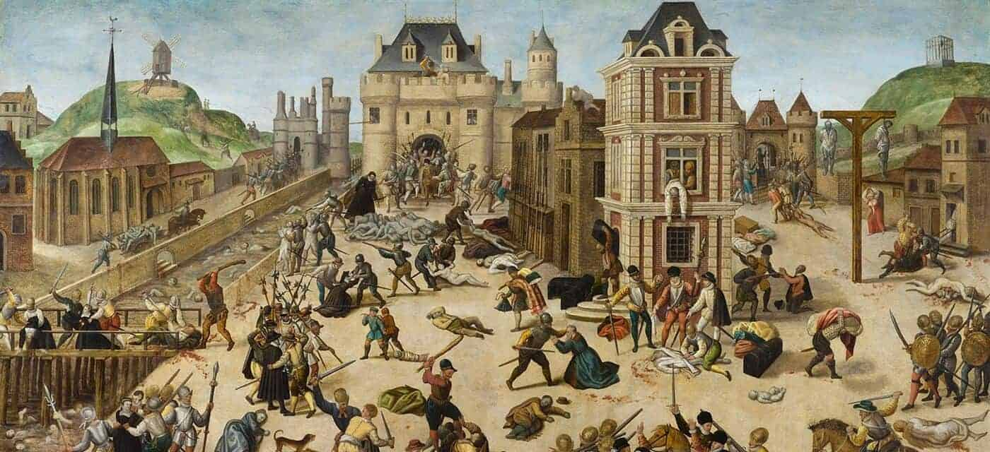 This Disastrous French Royal Wedding Ended in Carnage and Became Known as the St. Bartholomew's Day Massacre