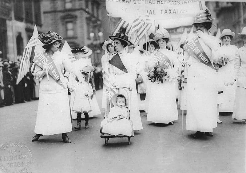 17 of the Craziest Reasons for Denying Women's Suffrage Throughout History