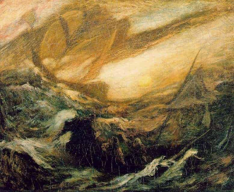 The Truth Behind the Legends of the Flying Dutchman
