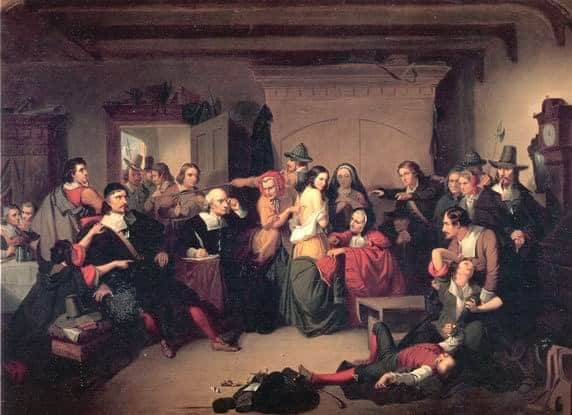 Religious Persecutions in Colonial New England Caused Immense Humiliation
