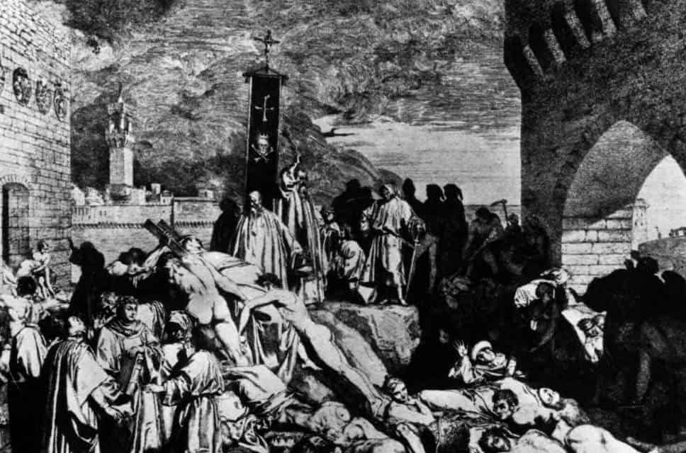 17 Creepy Details in the Life of a Body Collector During the Bubonic Plague