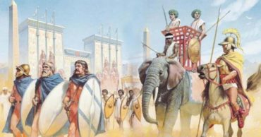 A Countdown of HIstory's 16 Most Influential and Formidable Mercenaries
