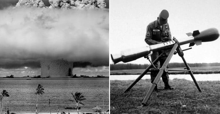 Here Are 18 Facts about the United States Nuclear Weapons Program History That Run So Much Deeper Than You Knew