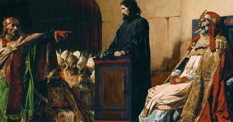 Pope Stephen VI Dug Up His Predecessor's Corpse and Put it on Trial