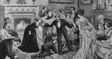 Your Ancestors Probably Played These 20 Awkward Party Games