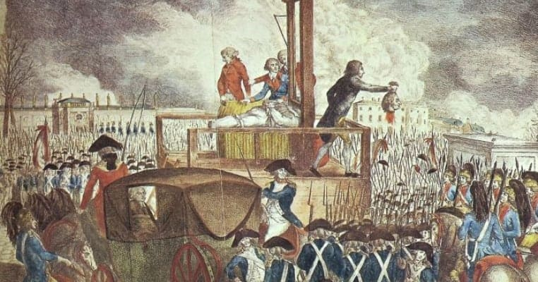 16 Notable People Guillotined in the French Revolution