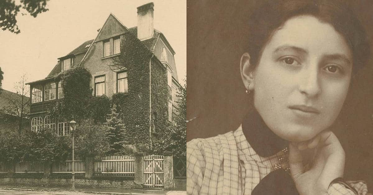 Elsa Koditschek Cleverly Hid In Her Own House From the Nazis