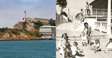 The Children That Grew Up on Alcatraz Had a More Fun Childhood Than You Might Imagine