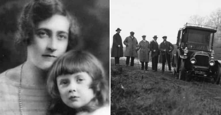 """Mysteries of the """"Mystery"""" Author Agatha Christie's Disappearance in 1926"""
