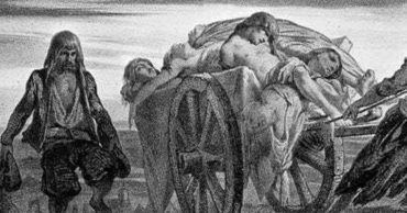The Unfortunate Scapegoats of the Black Death Were Mainly Heretics, Jews and Witches