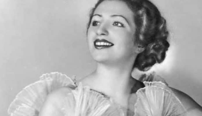 From Prima Ballerina to Nazi Killer, The Story Of Franceska Mann
