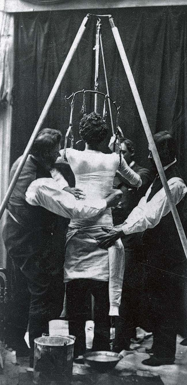 18 Old Fashioned Medical Devices that Belonged in Horror Movies