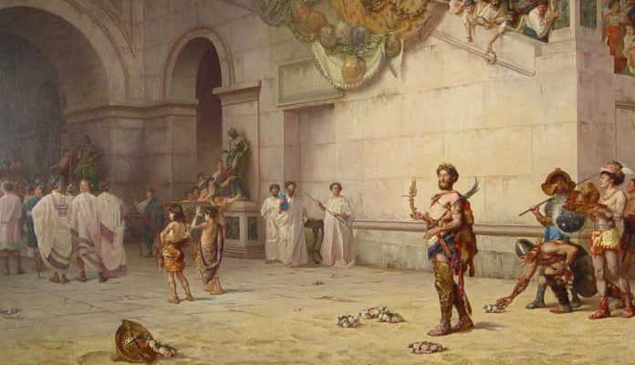 18 Reasons Why Commodus Was Rome's Known Depraved Emperor
