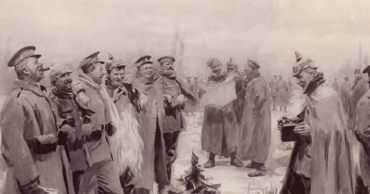 The Christmas Truce of 1914 Gave Soldiers In World War I At Least One Night of Peace