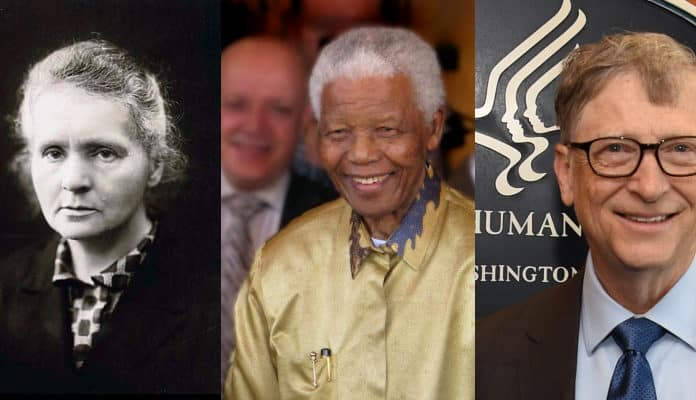 40 of the Most Influential People of All Time