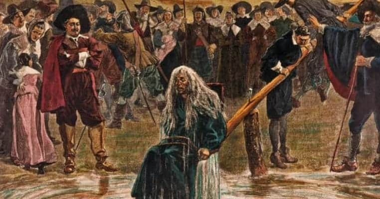 18 Reasons One is Executed for Witchcraft during the 'Burning Times'