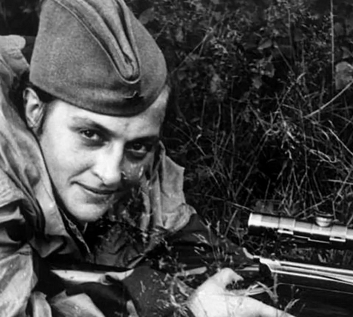 "Lyudmila Pavlichenko, a.k.a. ""Lady Death"" Was The Greatest Soviet Female Sniper"