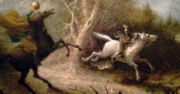 """Irving's """"The Legend of Sleepy Hollow"""" Created Female-Dominated World Well Before Its Time"""